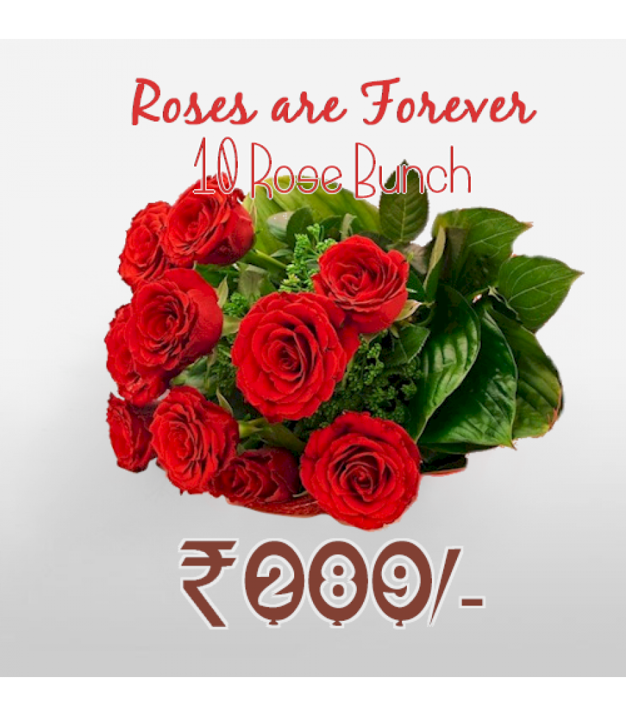 Roses are Forever