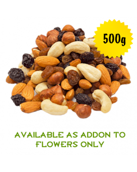 Dry Fruit Mix Addon Only